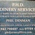 PHD Joinery