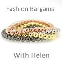 Fashion Bargains with Helen