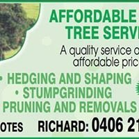 Affordable Cuts Tree Service