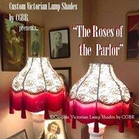 Custom Victorian Lamp Shades by CGBR