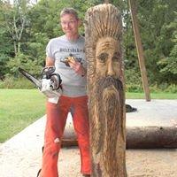 Dr. Bob's Chainsaw Art