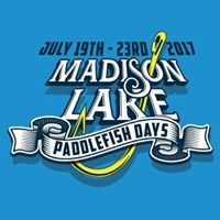 Paddlefish Days Madison Lake