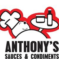 Anthony's Sauces & Condiments
