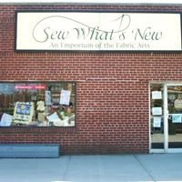 Sew What's New And Yarn Too