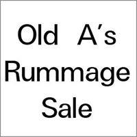 Old Airport Rummage Sale