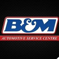 B & M Automotive Service Centre
