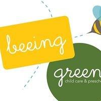 Beeing Green Child Care LLC