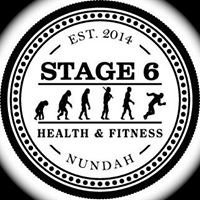 Stage 6 Health & Fitness