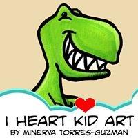 I Heart Kid Art