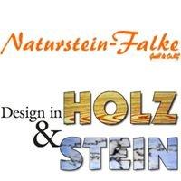 Naturstein Falke GmbH & Co.KG - Design in Holz & Stein