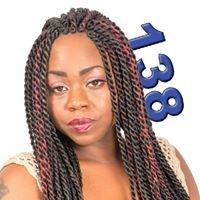138 African Braids