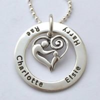 Personalised Jewellery For Mum