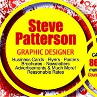Steve Patterson Graphic Designer