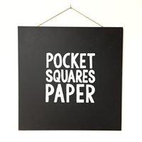 Pocket Squares Paper