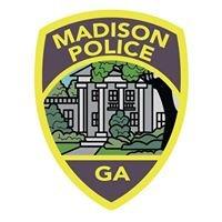 Madison Georgia Police Department