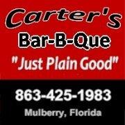 "Carter's BBQ - ""Just Plain Good"""