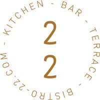 Bistro 22 - kitchen + Bar