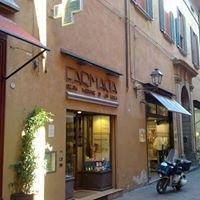 Farmacia B. V. di San Luca, Via D'Azeglio 15 (zona pedonale), Bologna