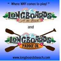 Longboards At The Beach & Longboards Paddle Co.