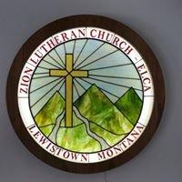 Zion Lutheran Church, Lewistown
