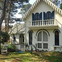 The Gingerbread House on Martha's Vineyard