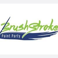 BrushStroke Paint Party