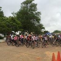 Tour de Cypress Bike Ride Mount Vernon Texas - Third Saturday in April
