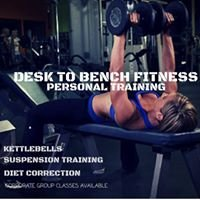 Desk To Bench Fitness