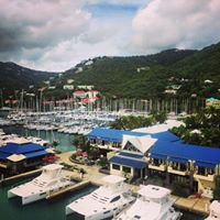 The Moorings Marina, Tortola, British Virgin Islands
