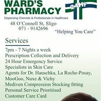 Ward's Pharmacy Sligo