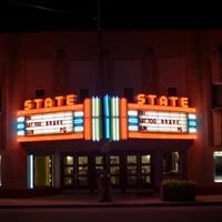 """State Theatre"" Larned, Kansas"