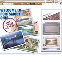 Portsmouth Ohio Murals