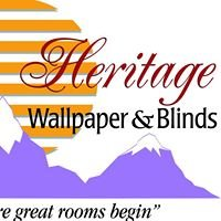 Heritage Wallpaper and Blinds