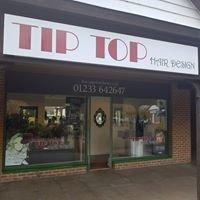 tip top hair design-ashford