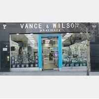 Vance & Wilson Chemists