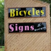 Dogwood Bicycles and Signs
