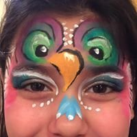 Facepainting by Carina