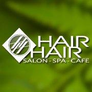Hair Hair Salon, Spa & Cafe Organica