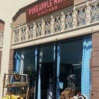 Pineapple Mama Vintage