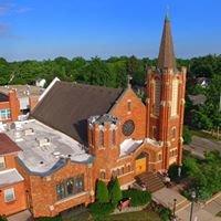St. Joseph Church, St. Johns, Michigan