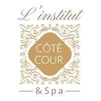 L'Institut coté cour Chantilly