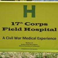 17th Corps Field Hospital - Civil War