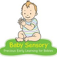Baby Sensory Led by Essie for Sam,Sian & Shelley in Essex