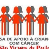 Casa de Apoio à Criança com Câncer - São Vicente de Paulo