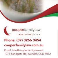 Cooper Family Law