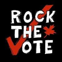 Rock the Vote Canada