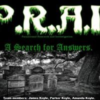 PRAI.Paranormal Research And Investigation