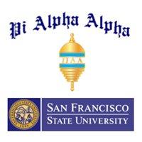 Pi Alpha Alpha - SF State