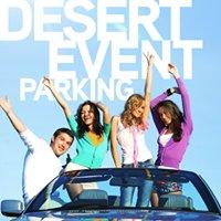 Desert Event Parking