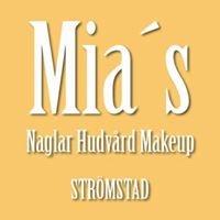 Mia´s Naglar - Hudvård - Makeup